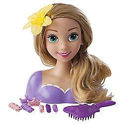 Disney Princess Rapunzel Styling Head £10 C+C @ Tesco Direct (also Glimma Girlz - Nail Design - Winter Styling Head  Half Price now £10)