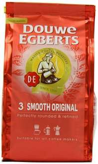 Douwe Egberts ground coffee 227g (various flavours) only £0.92 instore at Co-op