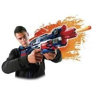 Nerf N-Strike Elite Stockade. (Product code:908/2885) was £29.99 now £14.99 @ Argos