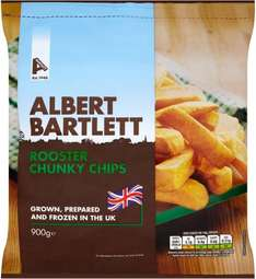 Albert Bartlett Rooster Chunky Chips (900g) was £1.85 now £1.00 @ Asda