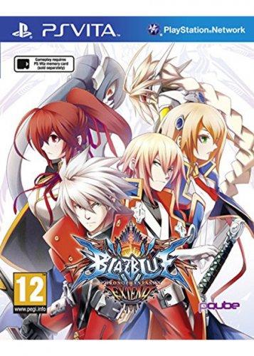 BlazBlue: Chrono Phantasma Extend (Playstation Vita) was £34.99 now £10.29 includes FREE UK Postage @ base.com