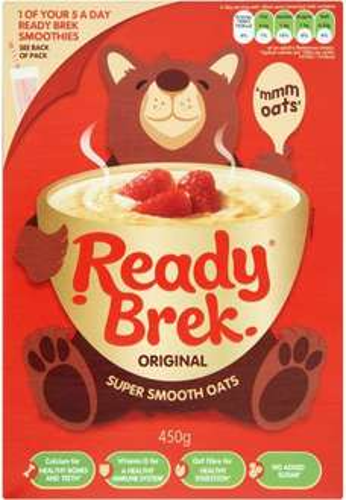Weetabix Ready Brek Super Smooth Porridge Original (450g) was £1.98 now £1.00 (Rollback Deal) @ Asda