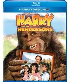 Harry and the Hendersons on Blu-Ray £5.58 @ WOW HD