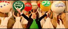 25% off any lotto or scratchcard at LottoLand