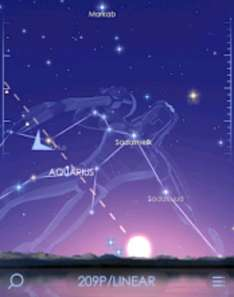 Star Walk 2 - Night Sky Guide (Android) 10p @ Google Play