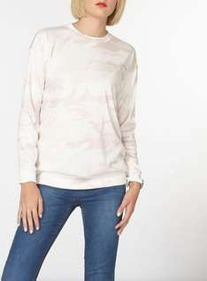 Pink Camouflage Sweatshirt By Dorothy Perkins for £3.75 at Debenhams