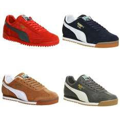 Puma Roma and Trim Quick £33.50 delivered @offspring
