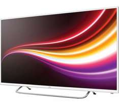 """JVCLT-32C461 32"""" LED HD TV & Freeview HD White A+ Energy Rating £139 @ Currys"""