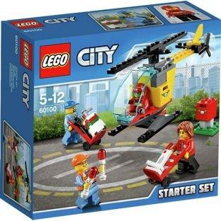 LEGO City Airport Starter Kit - 60100 £6.25 @ Argos
