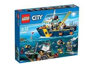 Lego City deep sea exploration vessel - £45 (Prime offer) Amazon