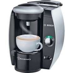 Tassimo by Bosch T40 Fidelia Multi Drinks Machine - Silver £49.99 (+3.95 delivery) Argos