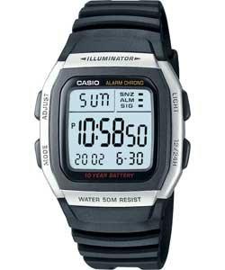 CASIO MENS SMART DIGITAL LCD WATCH £9.99 HALF PRICE AT ARGOS