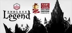 Endless Legend 75% off + DLC £5.74 Steam