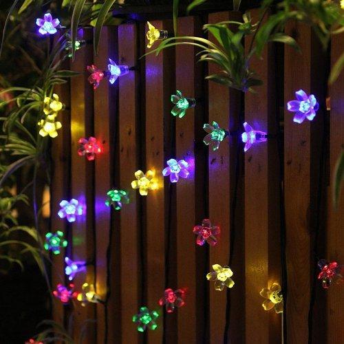 50 Solar Lights for the garden £10  (Prime) / £13.99 (non Prime) @ Amazon