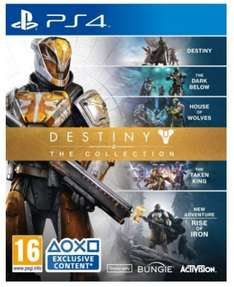 [Xbox One/PS4] Destiny: The Collection - £29.85 - Simply Games (PS4 - £29.50 - GamesCentre)