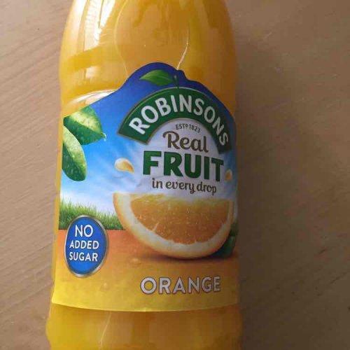 robinson orange squash 2l bottle £1.49 @ home bargains