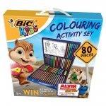 Bic Kids 80 pieces Set Colouring Activity (better than half price) £8 @ Tesco