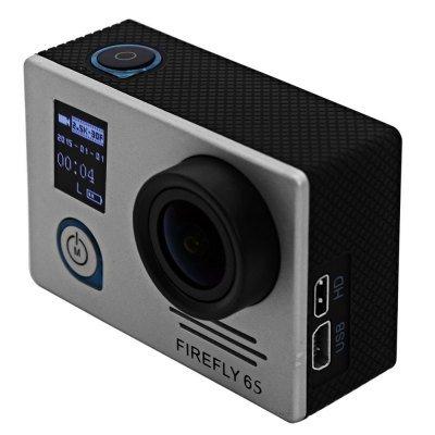 FIREFLY 6S 4K WiFi Sport HD DV Camera £56.54 @ Gearbest