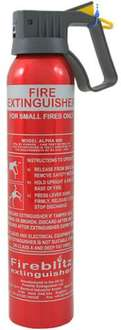 Portable 600g powder fire extinguisher  £9.50 delivered @ fastcardirect_walsall  ebay. (Ideal for your galaxy note 7)