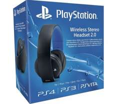 sony ps3/4 headset £49.99 currys