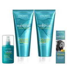 GLITCH at Boots John Frieda Luxurious Volume Bundle £20 each or 2 for £10
