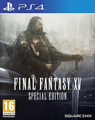 Final Fantasy XV - Special Edition Delivered  £53.09 @ Amazon.fr Exclusive