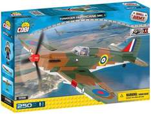 Cobi Hurricane Plane £18.14 (Prime) / £22.13 (non Prime) @ Amazon