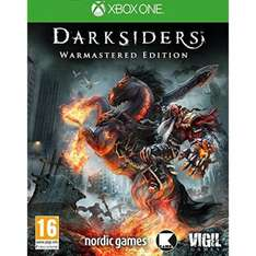 Darksiders: Warmastered Edition (Xbox One) £12.29 at Amazon for Prime members (£14.29 non prime)
