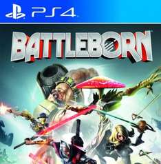Battleborn PS4 £8 Amazon Exclusively for Prime Members