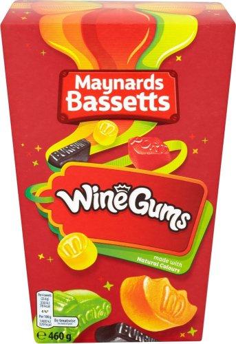 4 Cartons for £5 - Wine Gums 460g - Liquorice Allsorts 460g - Swizzles 350g - Quality Streets 265g - Celebrations 245g - Roses 187g - Heroes 185g @ Morrisons