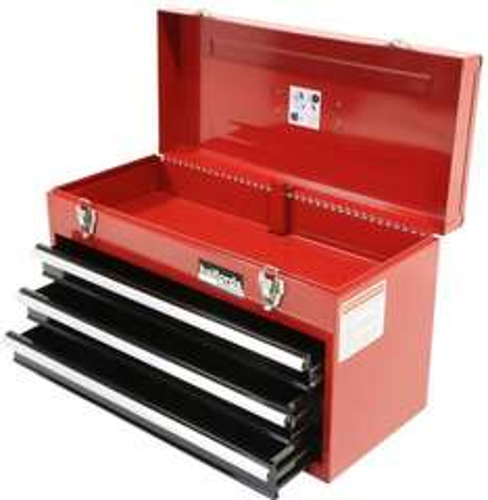 Halfords 3 Drawer Professional Tool Chest - £21.49 - Halfords/eBay (4 Drawer - £28.99)