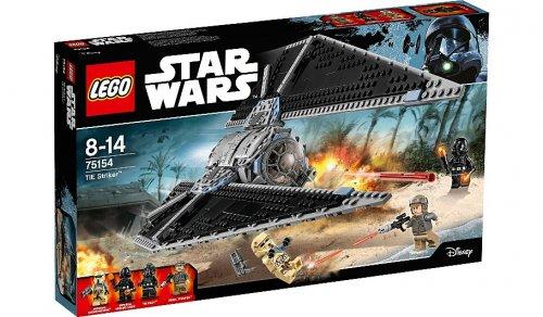 LEGO Star Wars - TIE Striker - 75154 @ £47.97 on Asda (RRP £59.99)