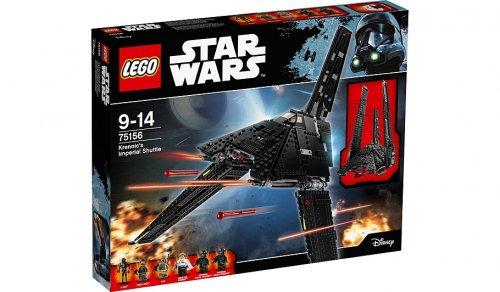 LEGO Star Wars - Krennic's Imperial Shuttle - 75156  £63.97 Asda (RRP £79.99)