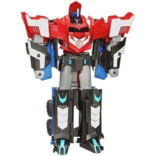 Transformers Robots in Disguise Mega Optimus Prime Figure £19.99 @ Argos
