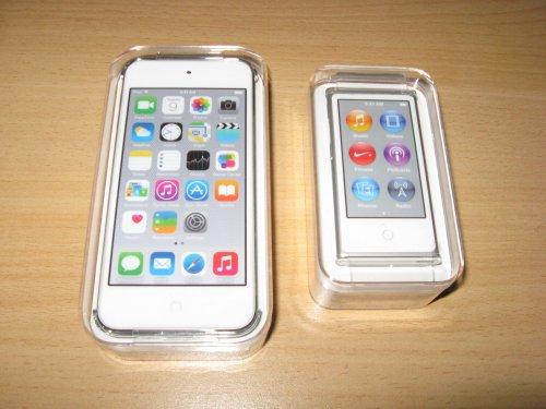 iPod touch 16gb 6th gen silver - £60 instore @ ASDA (Wakefield )