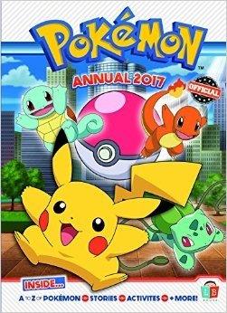 Pokemon 2017 Annual £2.99 at B&M