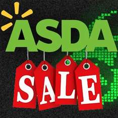 Toxic Stock sale now on instore at ASDA - Ends Saturday
