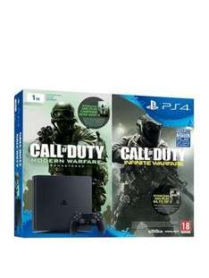 Playstation 4 Slim 1Tb Console with Call of Duty: Infinite Warfare Early Access Bundle £259.99 @ Very