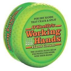 O'KEEFFES WORKING HANDS CREAM @screwfix - £3.99