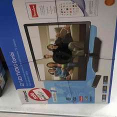 """Polaroid 22"""" LED TV DVD combi with Freeview in ASDA £89"""