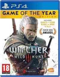The witcher 3 wild hunt GOTY edition USED ps4 £24.99 @ grainger games