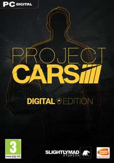 Project CARS PC Digital Edition Steam 50% off! £11.69 @ Humble Bundle