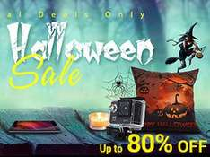Halloween Sale @ Gearbest