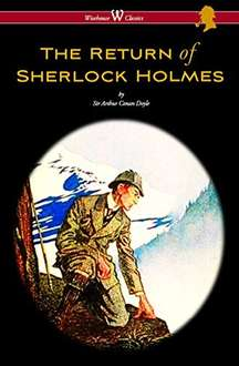 Sherlock Holmes -  The 9 Complete Classic Books  -   [Wisehouse Classics Edition - Most with original illustrations] Kindle Editions - Free Downloads @ Amazon