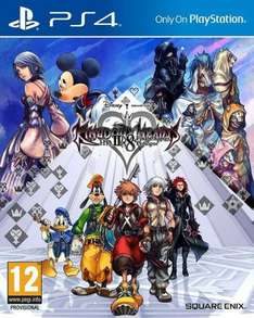 Kingdom Hearts HD 2.8 Final Chapter Limited Edition £39.85 @ Shopto
