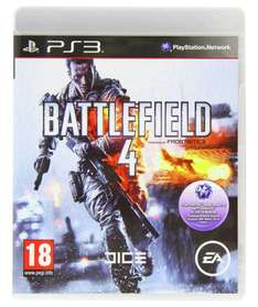 Battlefield 4 PS3 REDUCED TO £2.99 ARGOS