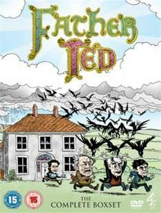 Father Ted: The Complete Box Set DVD £13.89 @ Xtravision