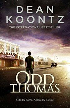 Daily Deal @ Amazon: All Odd Thomas by Dean Koontz Kindle books £0.99 (each)