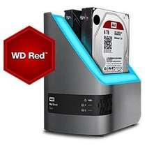 Western Digital - My book Duo 12TB - (2 x 6TB WD Red Drives) £305 Delivered
