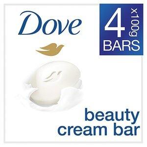 Dove Original Beauty Cream Bar 4 x 100g @ Superdrug for £1.50